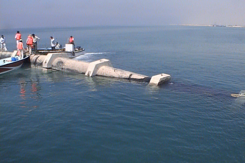 پروژههای دریایی