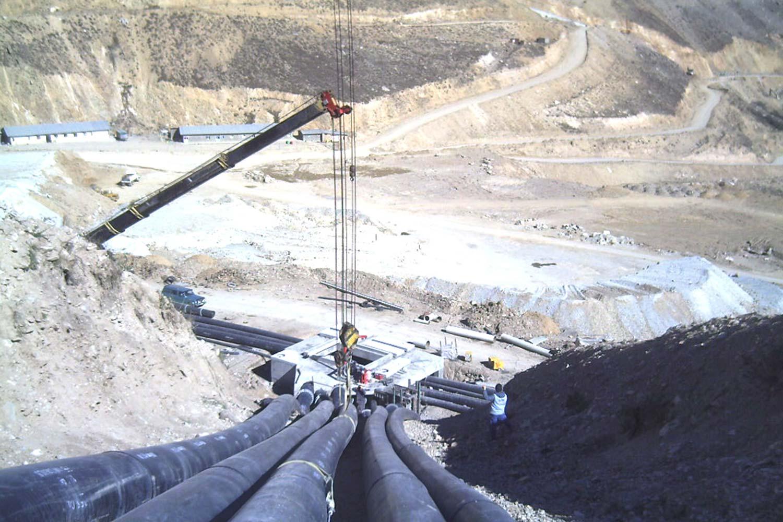 پروژههای معدنی