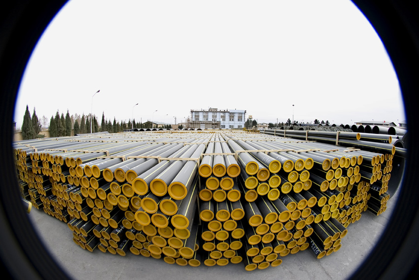 تاریخچه لوله های پلی اتیلن برای انتقال گاز