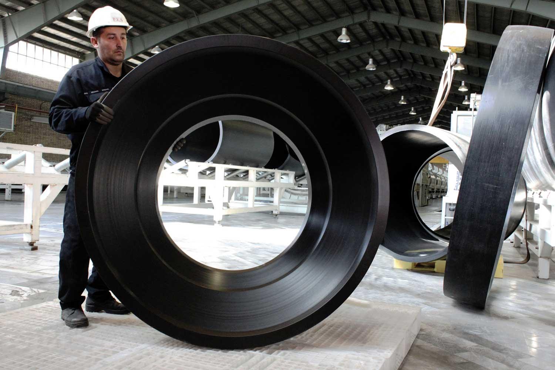 تولید تبدیل پلی اتیلن ۱۶۰۰x۱۰۰۰ میلیمتر